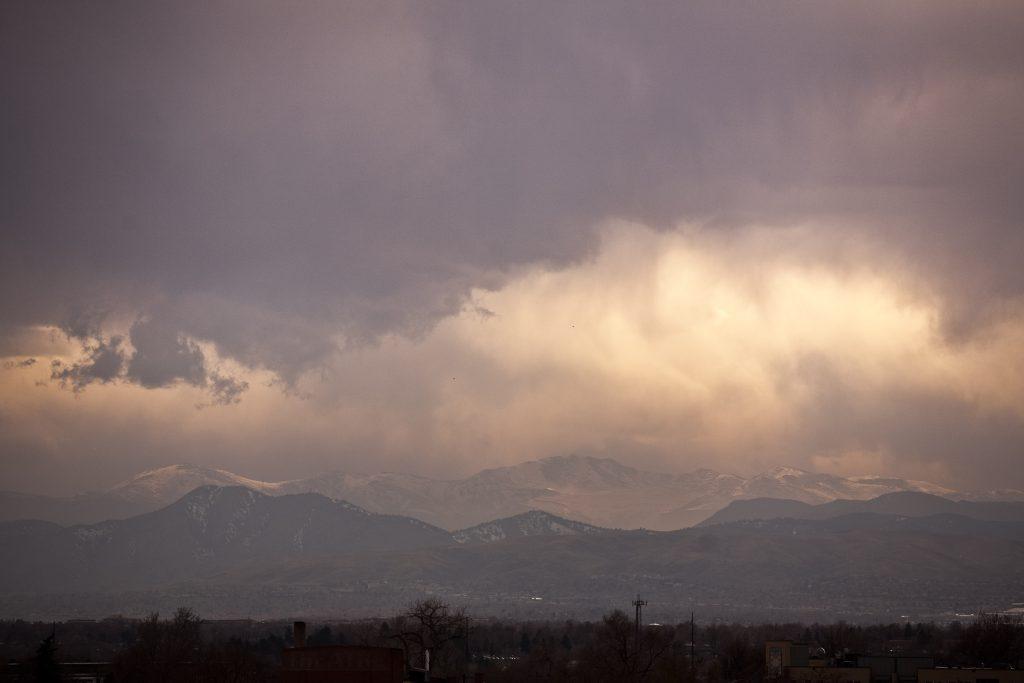 Mount Evans - April 10, 2010