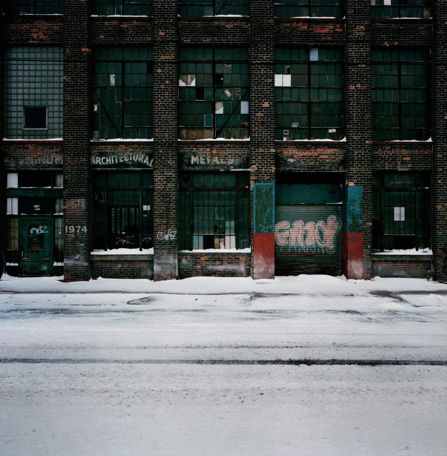 Architectural Metals, Detroit, Michigan - March 16, 2004