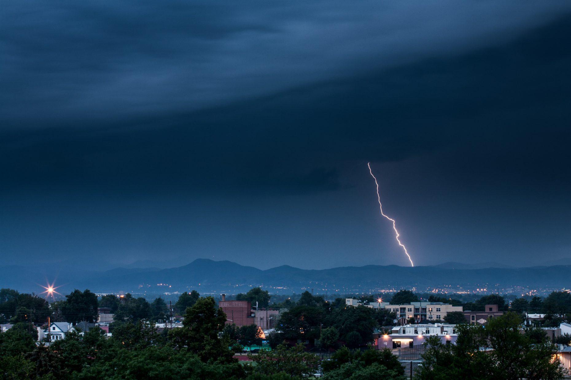 Front Range Lightning