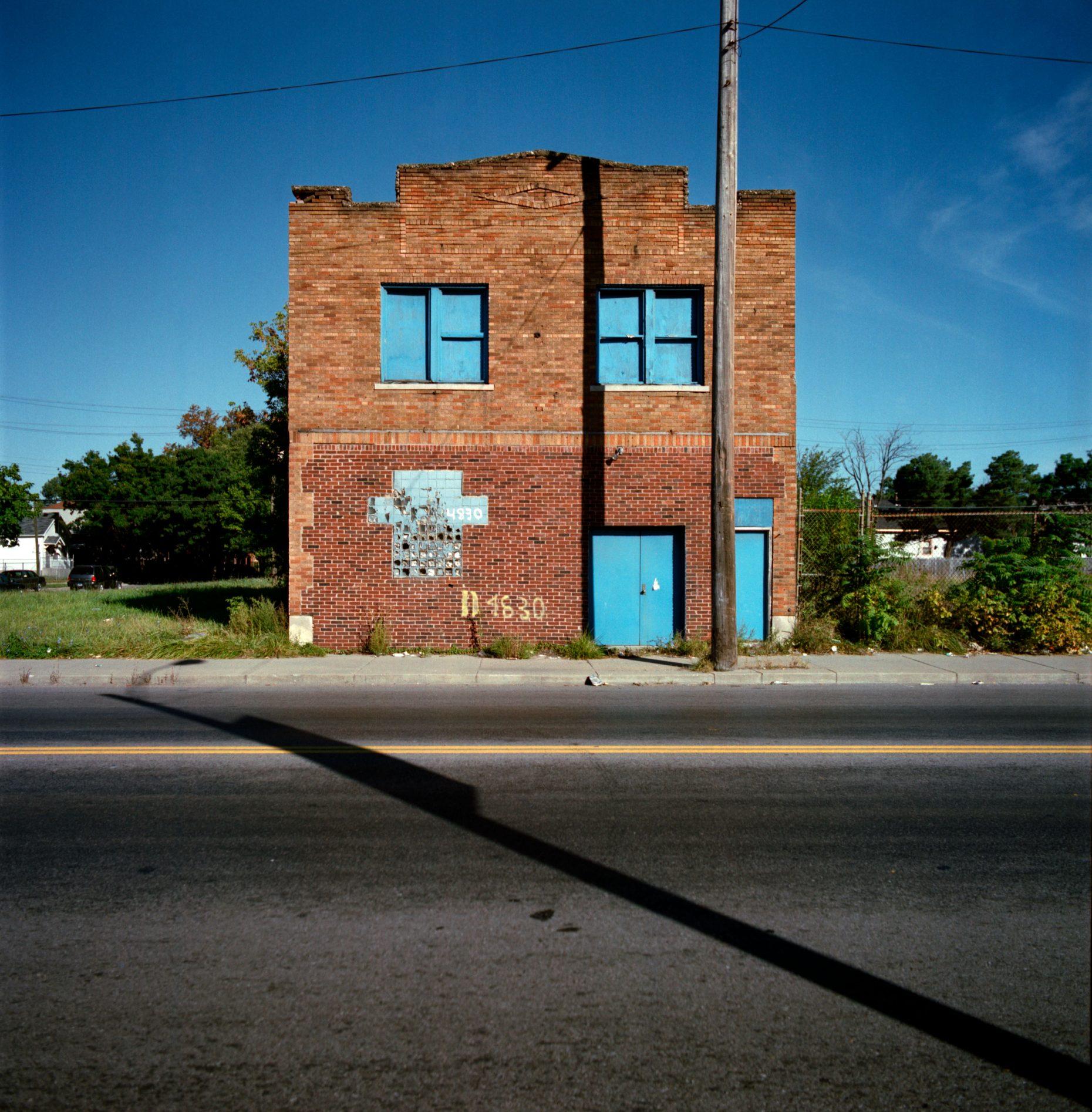 Small Church in Detroit