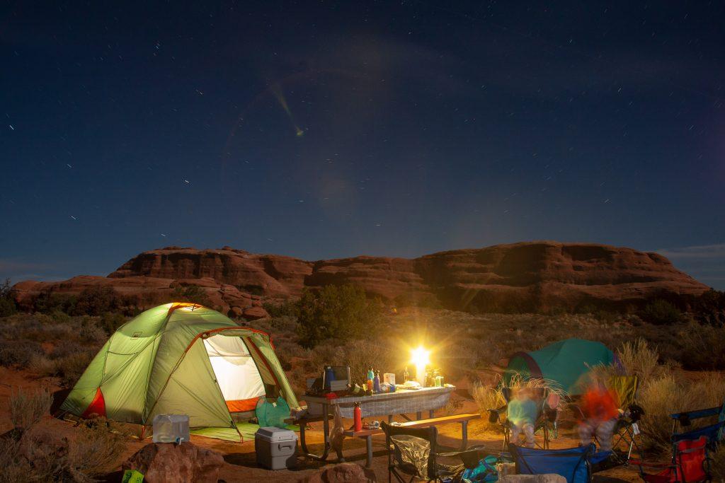 Devil's Garden Campground - Arches N.P.