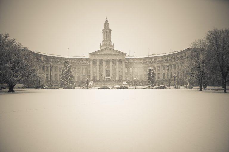 Denver County Building
