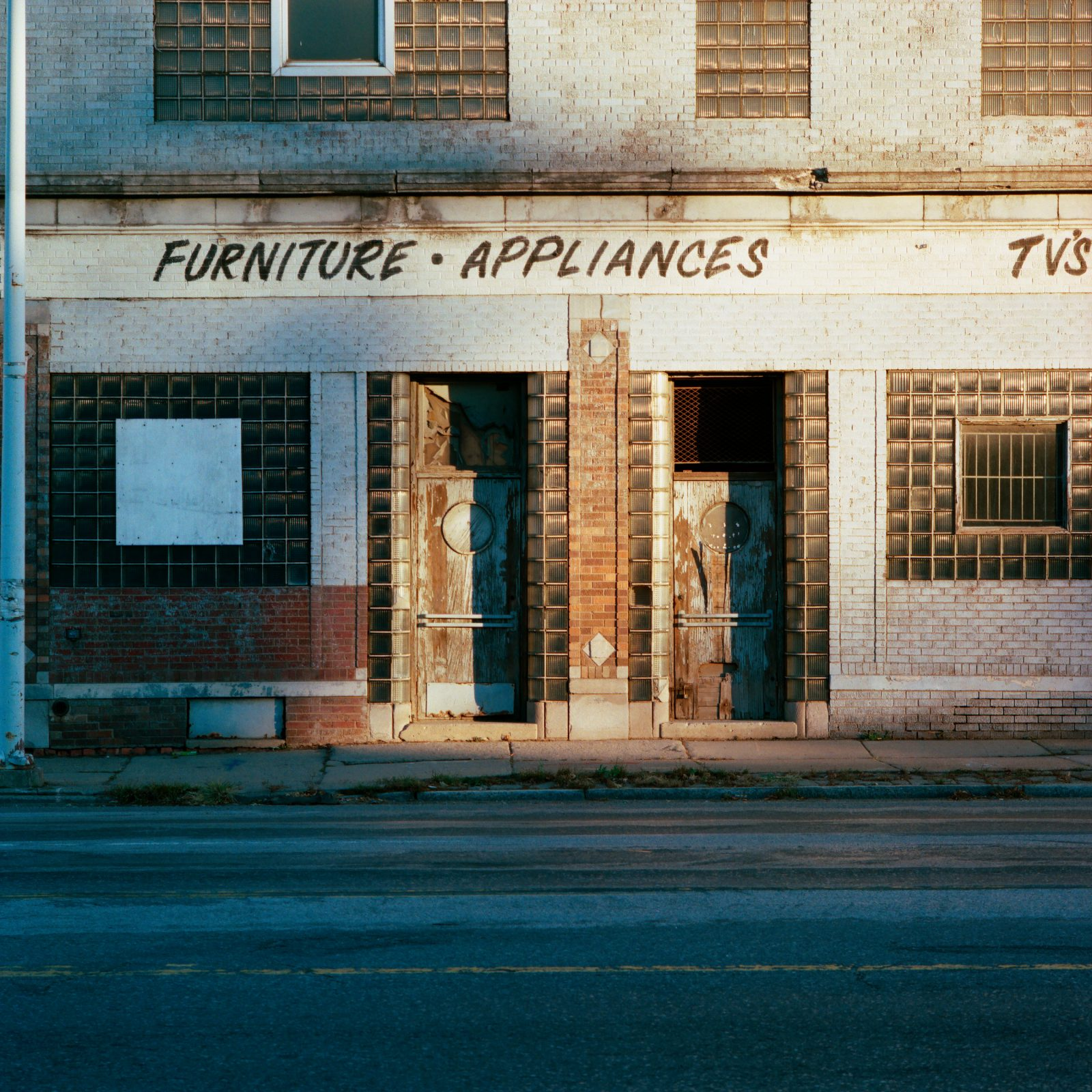 Furniture, Appliances, TVs. Detroit, Michigan.