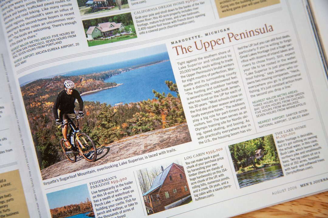 Marquette, Michigan - Men's Journal