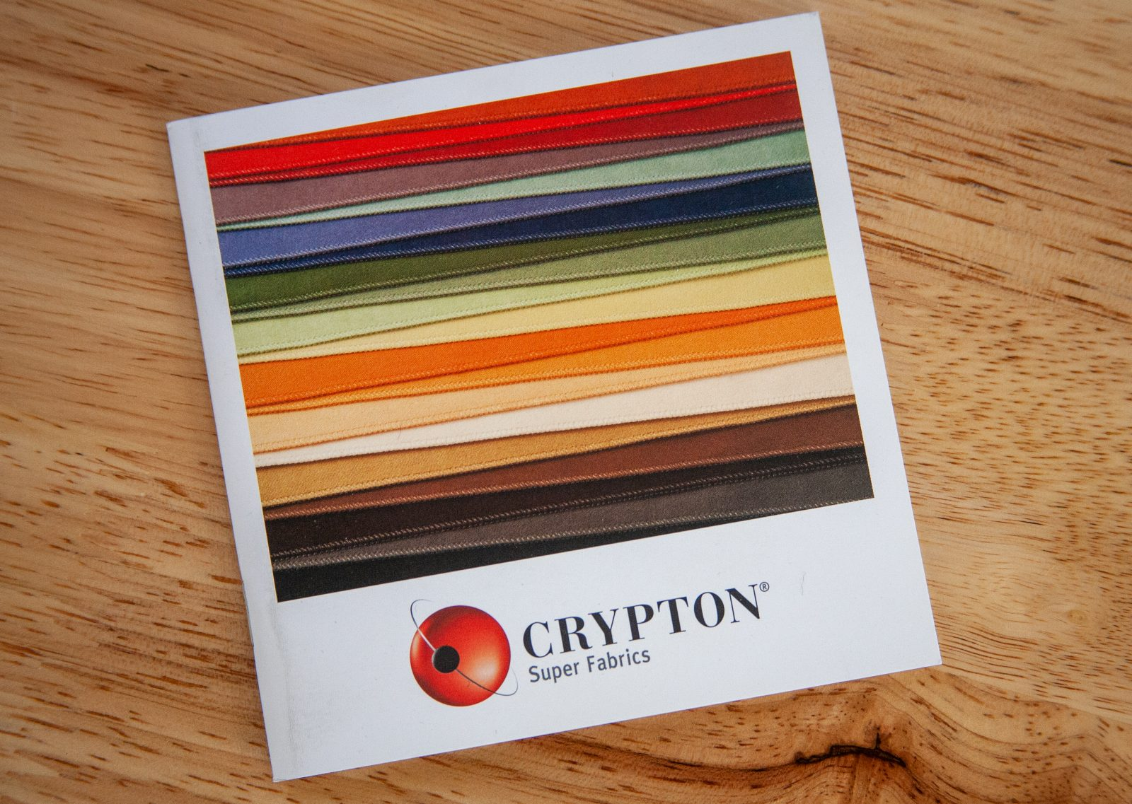 Photography for Crypton Fabrics
