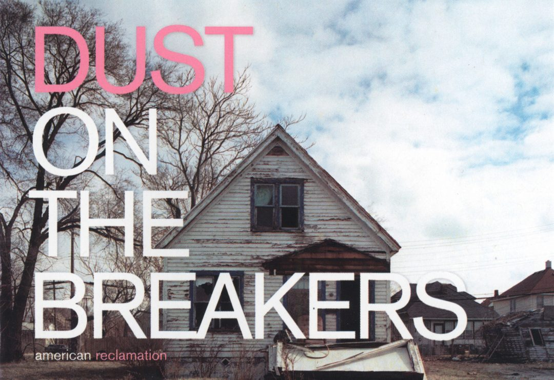 Dust On The Breakers Album Cover