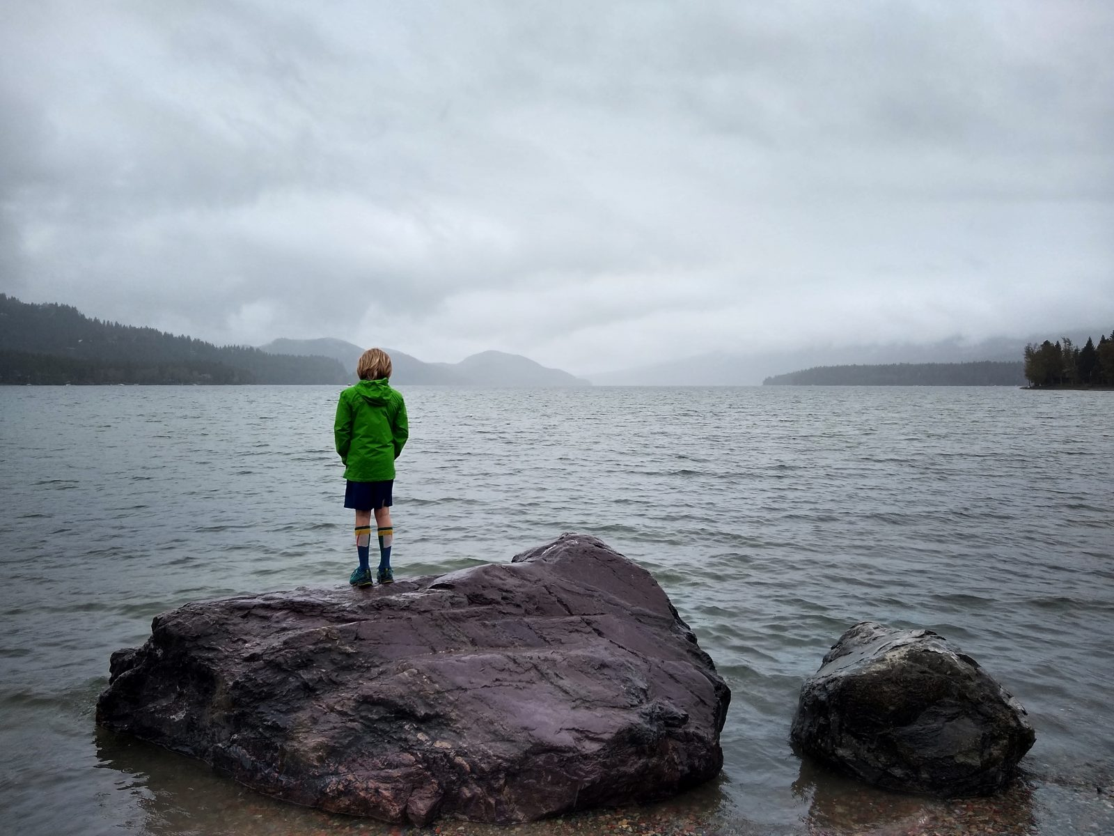 Whitefish Lake - May 12, 2020