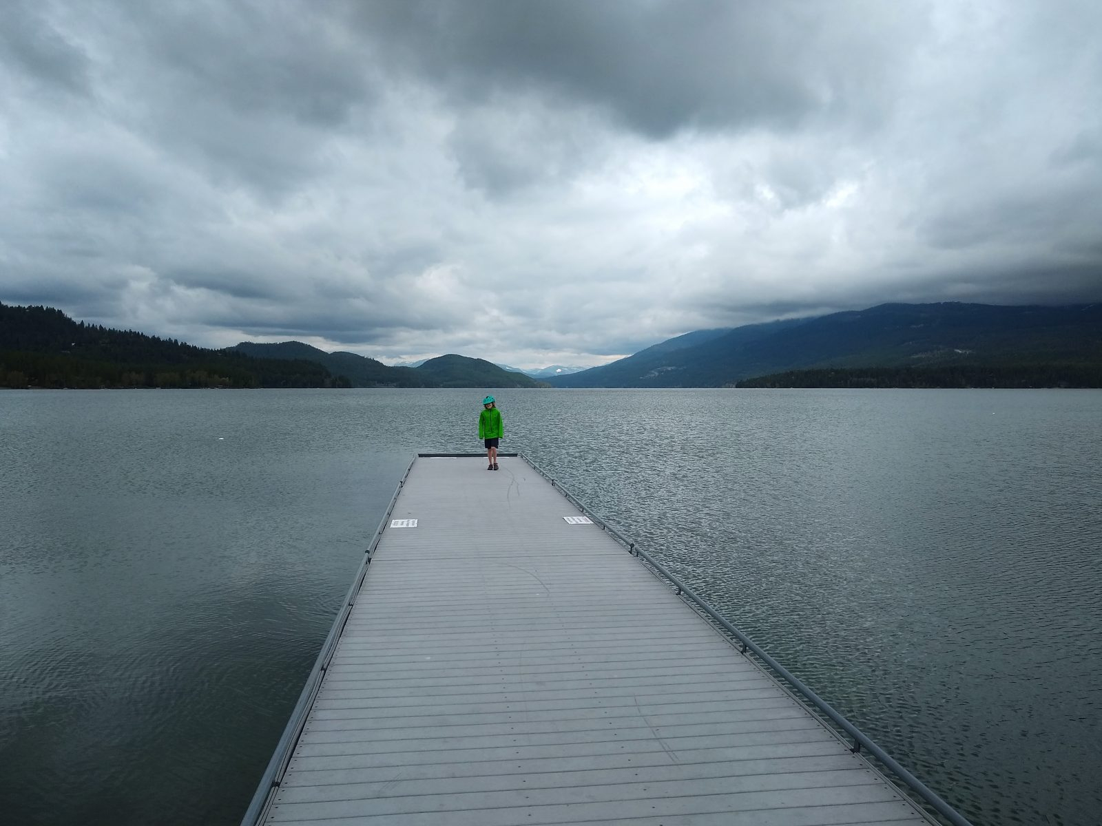 Whitefish Lake - May 15, 2020