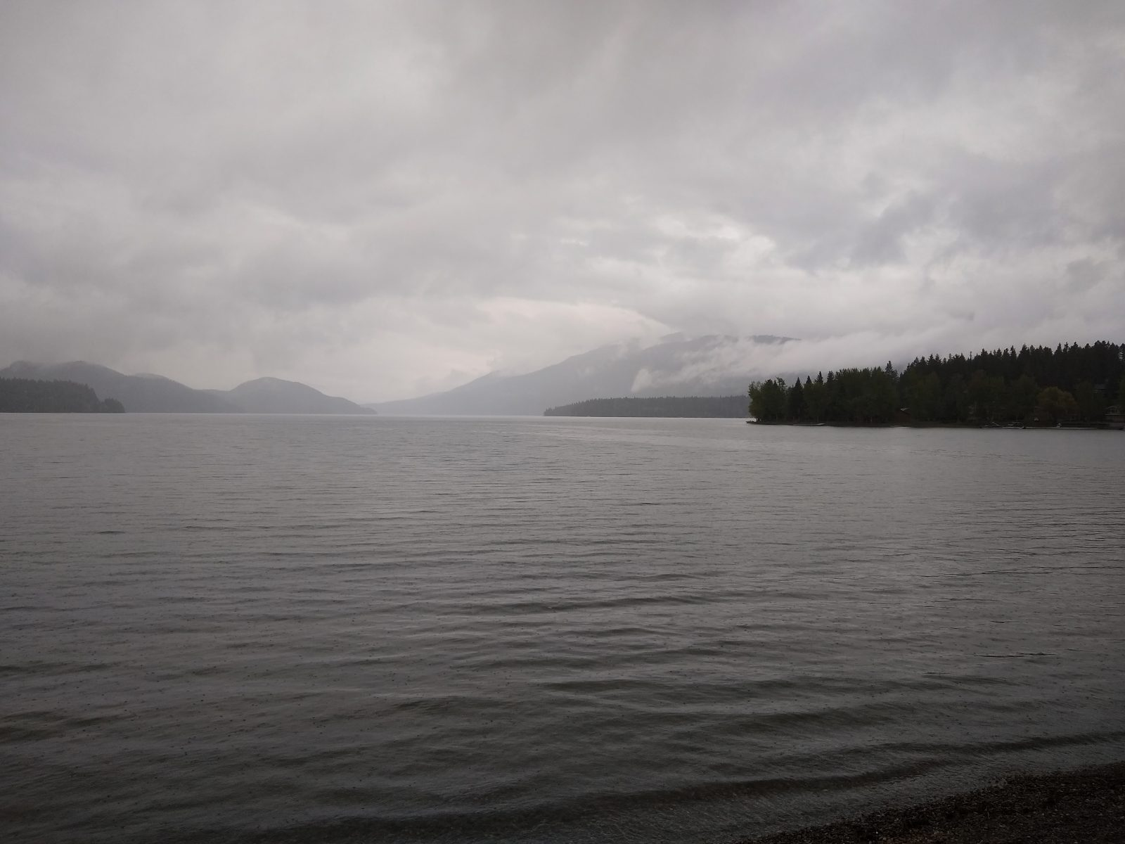 Whitefish Lake - May 20, 2020
