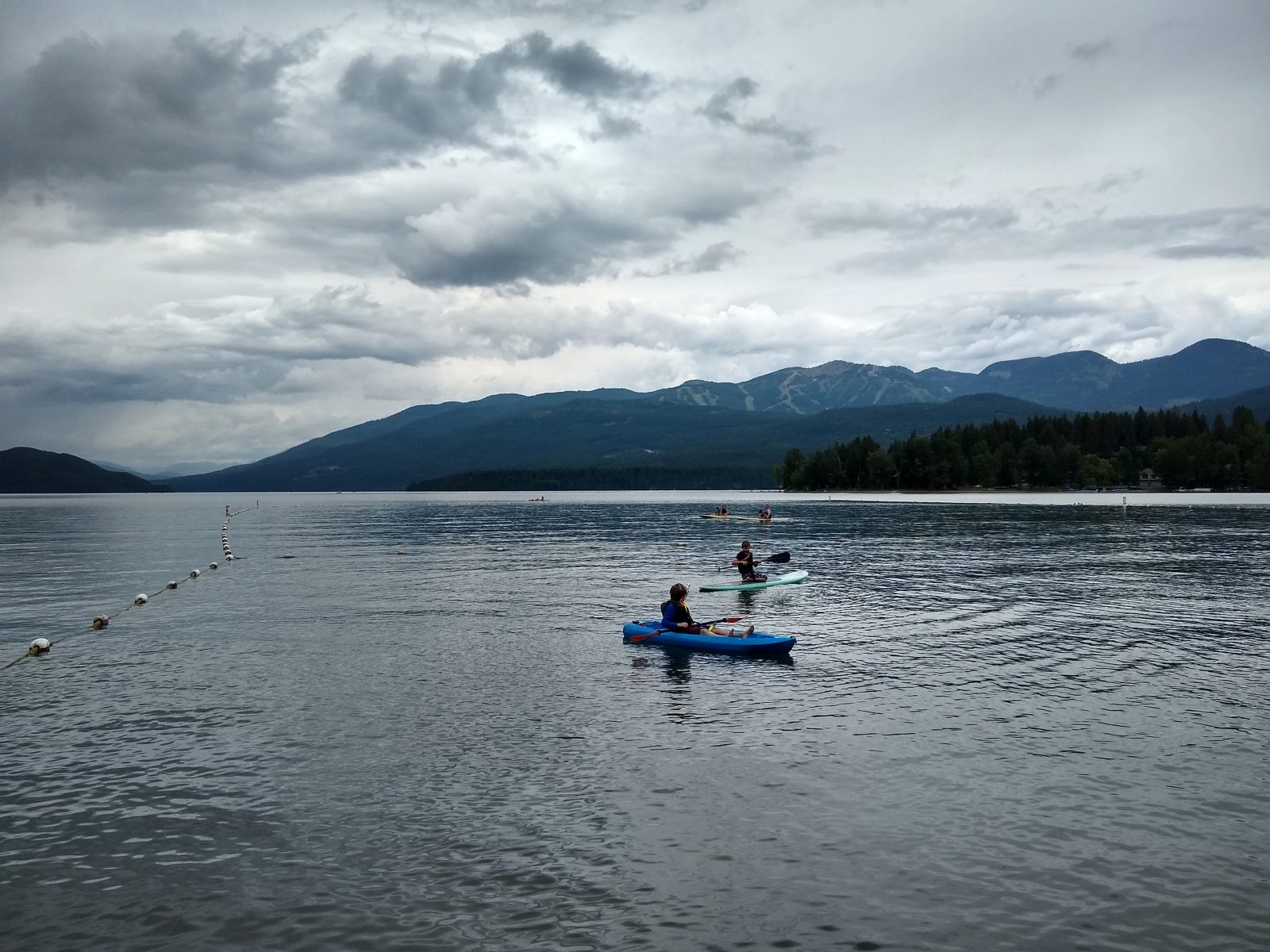 Whitefish Lake - June 20, 2020