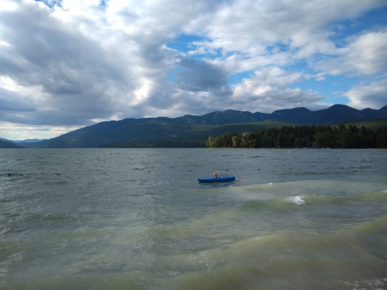 Whitefish Lake - June 21, 2020