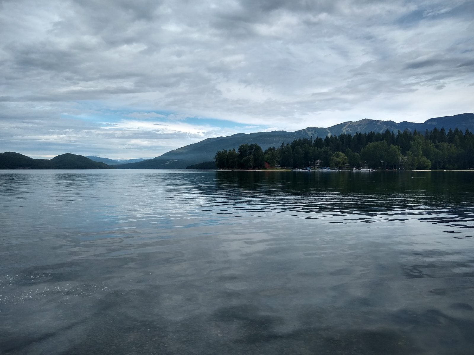 Whitefish Lake - June 24, 2020