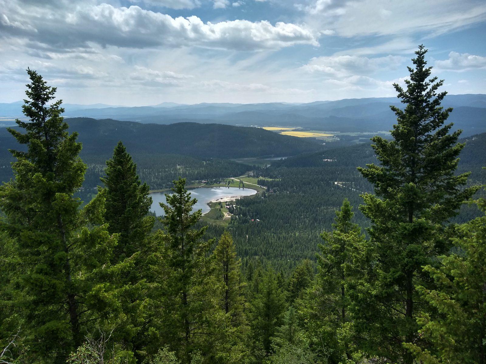 Skyles Lake - July 4, 2020