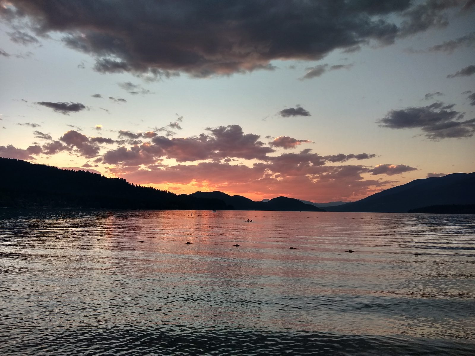 Whitefish Lake - August 21, 2020