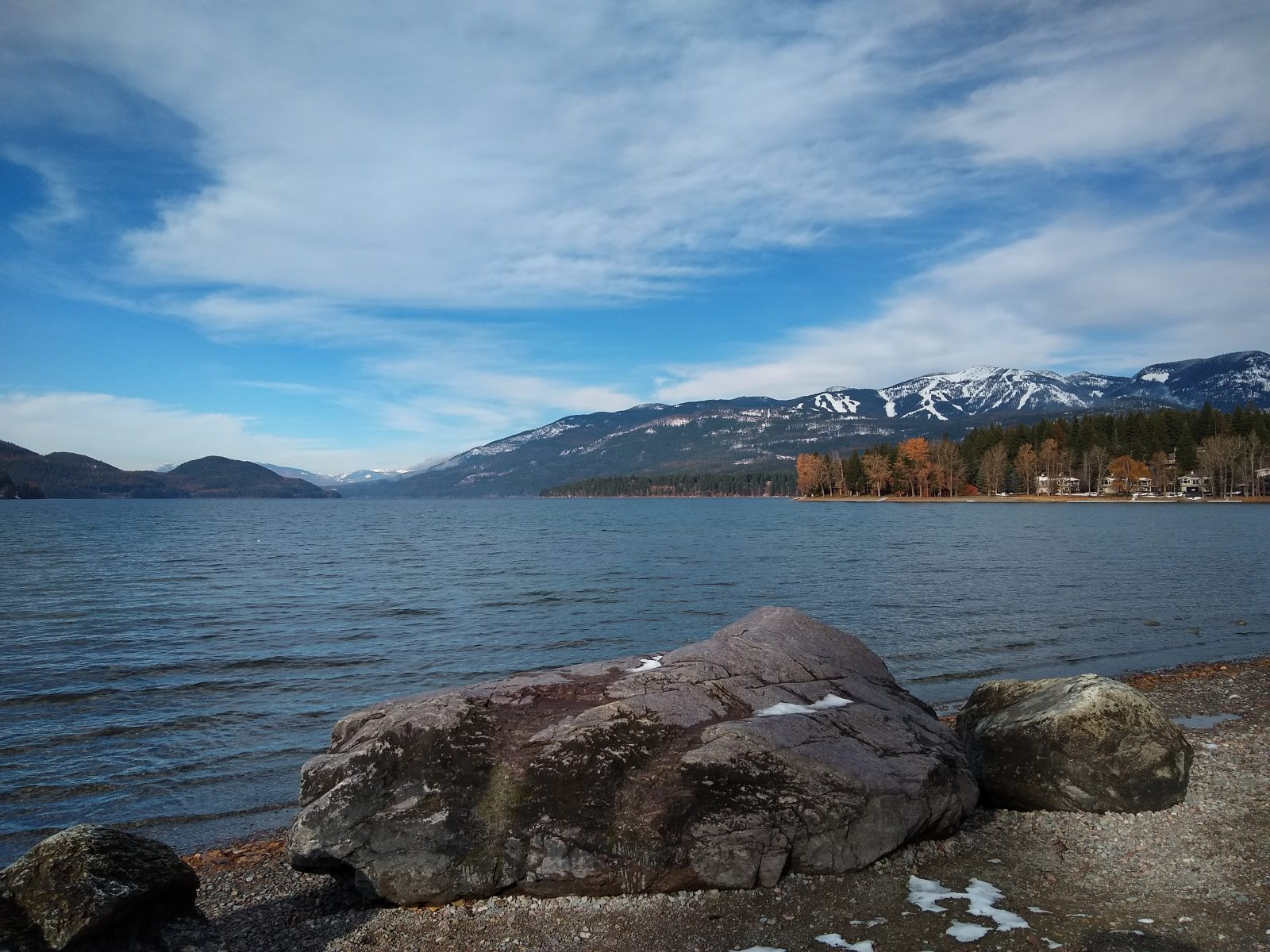 Whitefish Lake - November 17, 2020